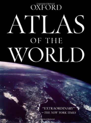 9780195313215: Atlas of the World, 13th Edition