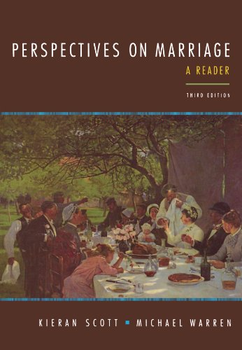 9780195313468: Perspectives on Marriage: A Reader