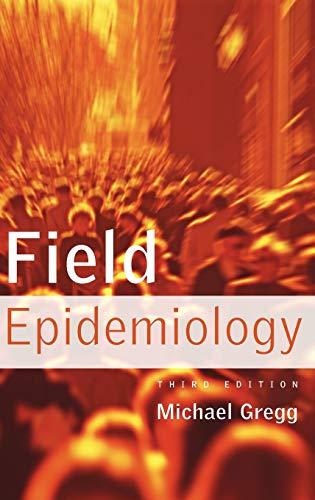 9780195313802: Field Epidemiology