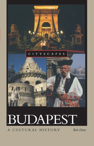 9780195314953: Budapest: A Cultural History (Cityscapes)