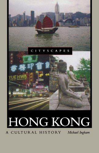 9780195314977: Hong Kong: A Cultural History (Cityscapes)