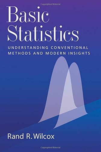 9780195315103: Basic Statistics: Understanding Conventional Methods and Modern Insights