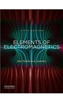 9780195315196: Elements of Electromagnetics
