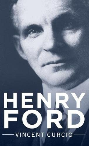 9780195316926: Henry Ford (Lives and Legacies Series)