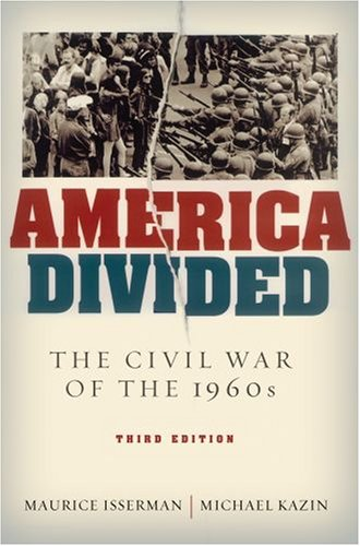 9780195319859: America Divided: The Civil War of the 1960s