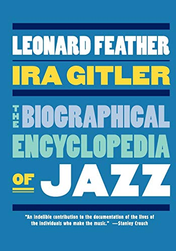 9780195320008: The Biographical Encyclopedia of Jazz