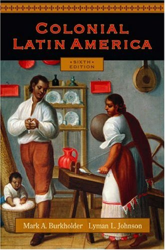 9780195320428: Colonial Latin America
