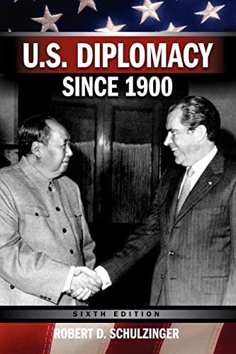 9780195320497: U.S. Diplomacy Since 1900