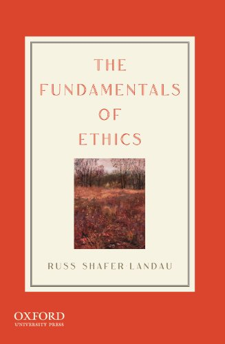 9780195320862: The Fundamentals of Ethics