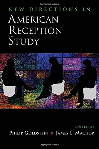 9780195320879: New Directions in American Reception Study