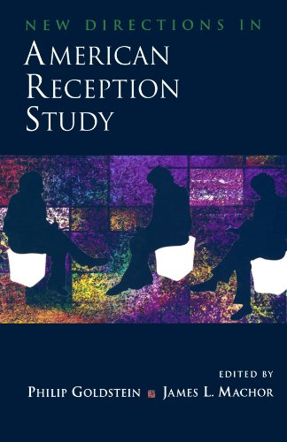 9780195320886: New Directions in American Reception Study