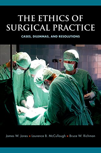 9780195321098: The Ethics of Surgical Practice: Cases, Dilemmas, and Resolutions