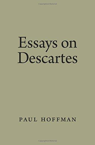 9780195321104: Essays on Descartes