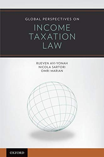 9780195321357: Global Perspectives on Income Taxation Law
