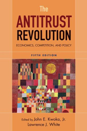 9780195322965: The Antitrust Revolution: Economics, Competition, and Policy