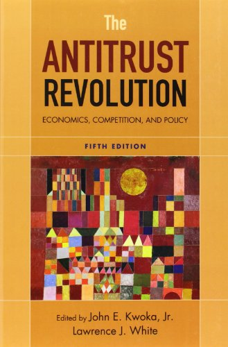 9780195322972: The Antitrust Revolution: Economics, Competition, and Policy