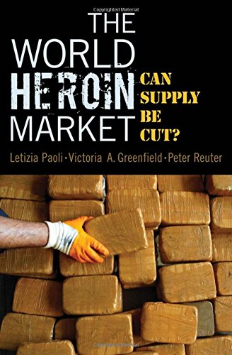 9780195322996: The World Heroin Market: Can Supply Be Cut? (Studies in Crime and Public Policy)