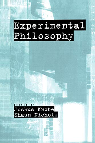 9780195323269: Experimental Philosophy