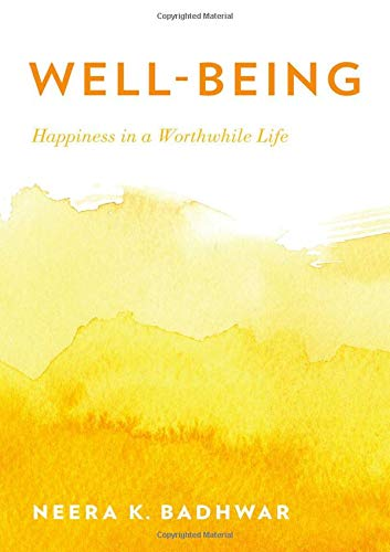 9780195323276: Well-Being: Happiness in a Worthwhile Life