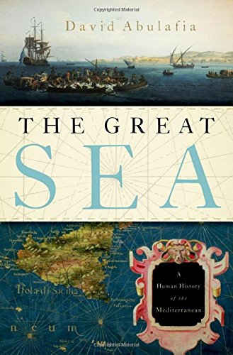9780195323344: The Great Sea: A Human History of the Mediterranean