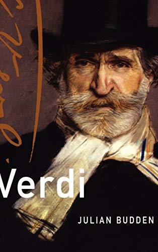 9780195323429: Verdi: 3rd Edition (Master Musicians Series)