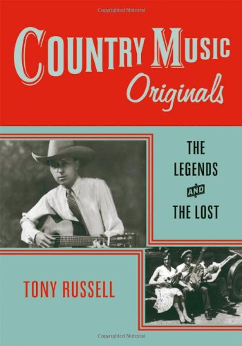 9780195325096: Country Music Originals: The Legends and the Lost