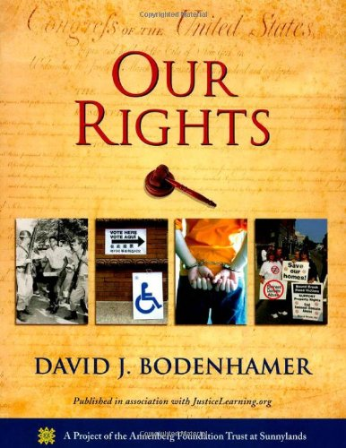 9780195325676: Our Rights