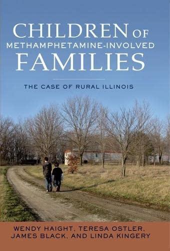 9780195326055: Children of Methamphetamine-Involved Families: The Case of Rural Illinois