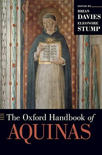 9780195326093: The Oxford Handbook of Aquinas (Oxford Handbooks)