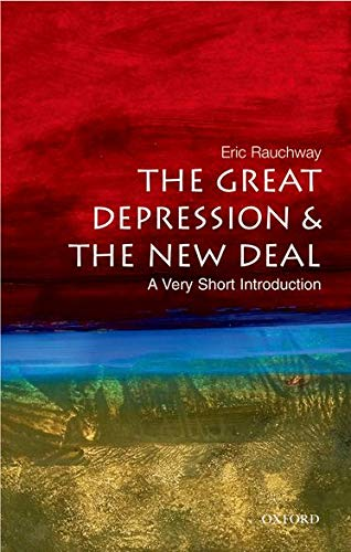 9780195326345: The Great Depression and the New Deal: A Very Short Introduction