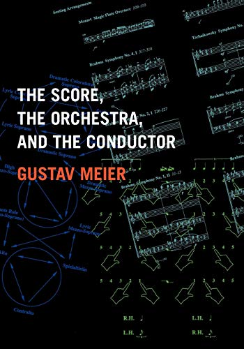 9780195326369: The Score, the Orchestra, and the Conductor
