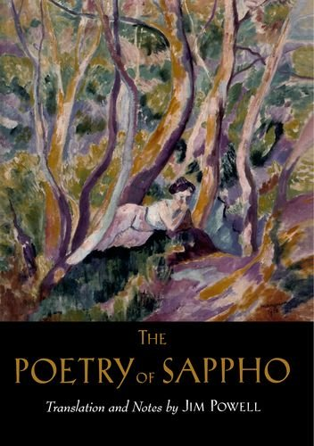 9780195326710: The Poetry of Sappho
