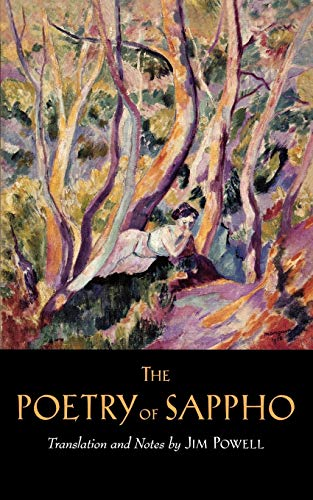9780195326727: The Poetry of Sappho