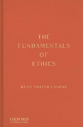 9780195326857: The Fundamentals of Ethics