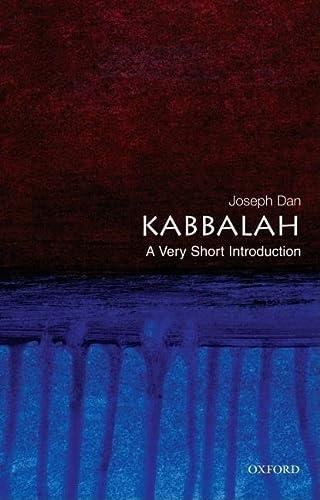9780195327052: Kabbalah: A Very Short Introduction