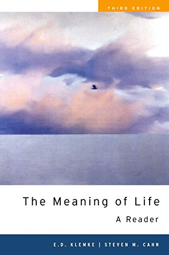 9780195327304: The Meaning of Life: A Reader