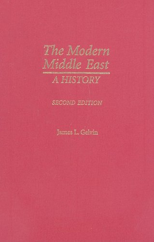 9780195327588: The Modern Middle East: A History