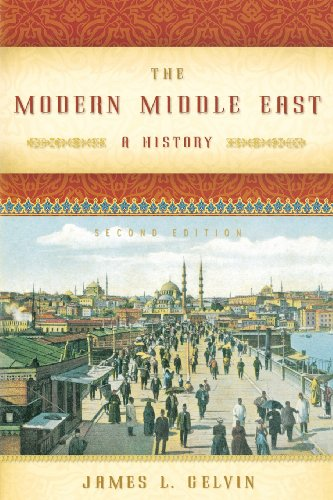 The Modern Middle East : A History: James L. Gelvin