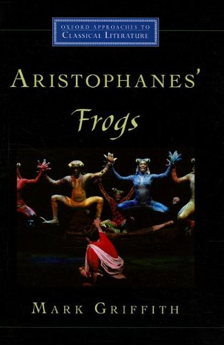 9780195327724: Aristophanes' Frogs (Oxford Approaches to Classical Literature)