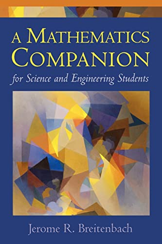 9780195327755: A Mathematics Companion for Science and Engineering Students