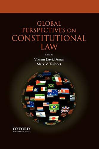 9780195328110: Global Perspectives on Constitutional Law