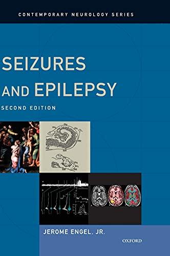 9780195328547: Seizures and Epilepsy (Contemporary Neurology Series)