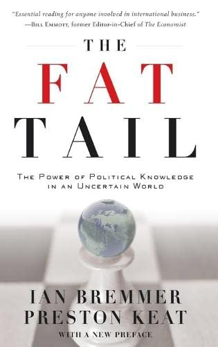 9780195328554: The Fat Tail: The Power of Political Knowledge for Strategic Investing