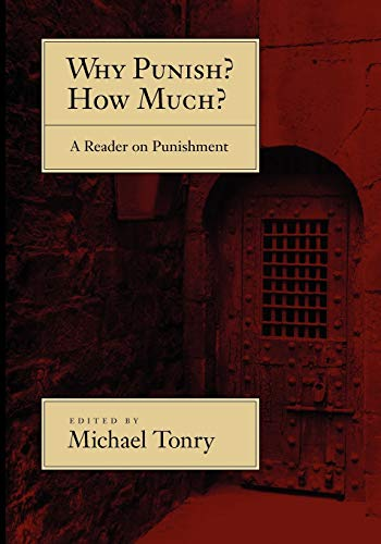9780195328868: Why Punish? How Much?: A Reader on Punishment