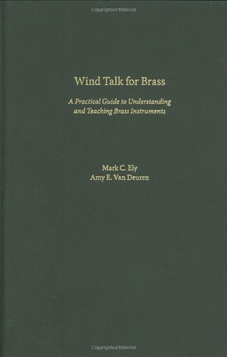 9780195329193: Wind Talk for Brass: A Practical Guide to Understanding and Teaching Brass Instruments