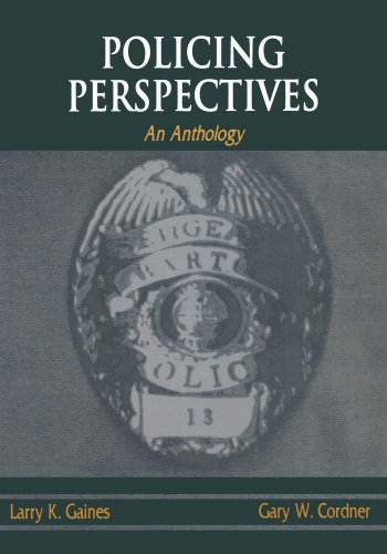 9780195329797: Policing Perspectives: An Anthology
