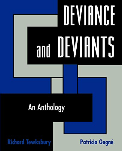 9780195329902: Deviance and Deviants: An Anthology