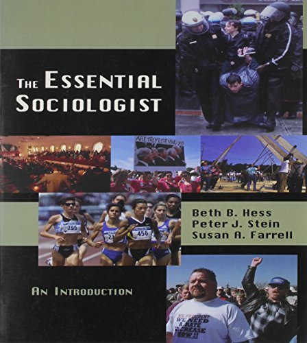 9780195329995: The Essential Sociologist: An Introduction