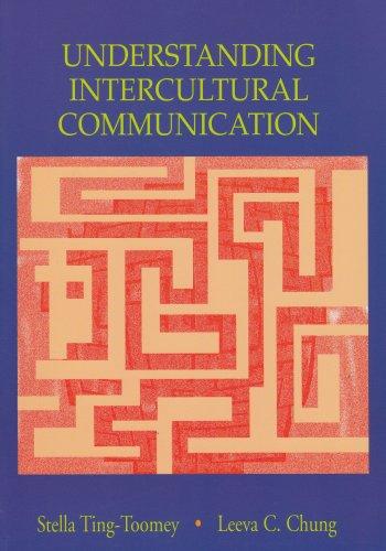 9780195330069: Understanding Intercultural Communication