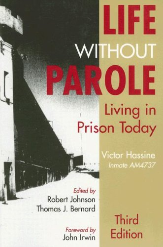 9780195330120: Life Without Parole: Living in Prison Today